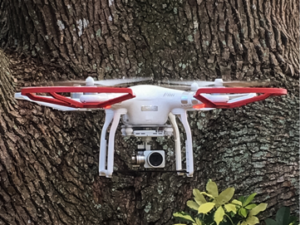 propeller guards are a must-have drone accessory for Phantom 3