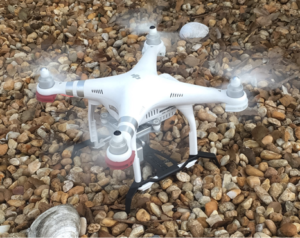 landing gear extensions are a must-have drone accessory for Phantom 3