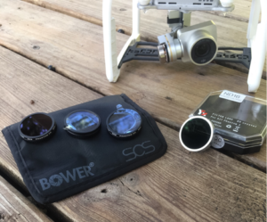camera filters are a must-have drone accessory for Phantom 3