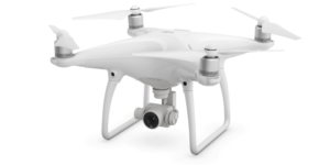 The Phantom 4 is a drone that's available for sale.
