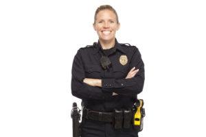 Agencies can use law enforcement drones.