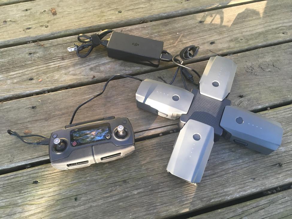 Mavic Pro Charge Hub - DARTdrones Drone Academy