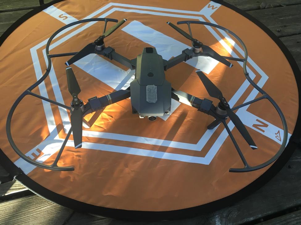 Mavic Pro Prop Cages - DARTdrones Drone Academy