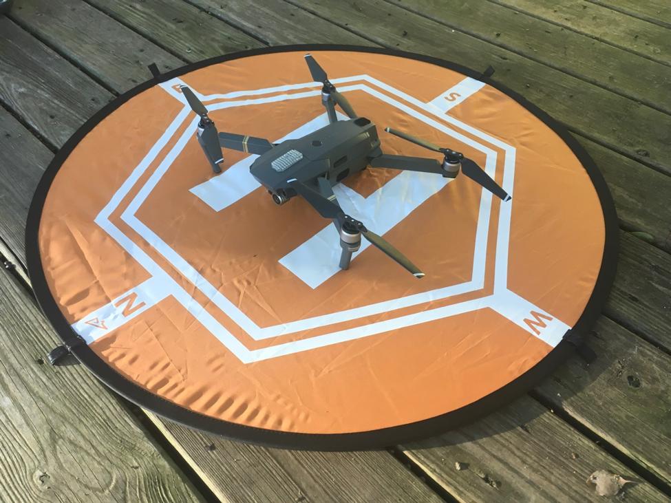 Mavic Pro Landing Pad - DARTdrones Drone Academy