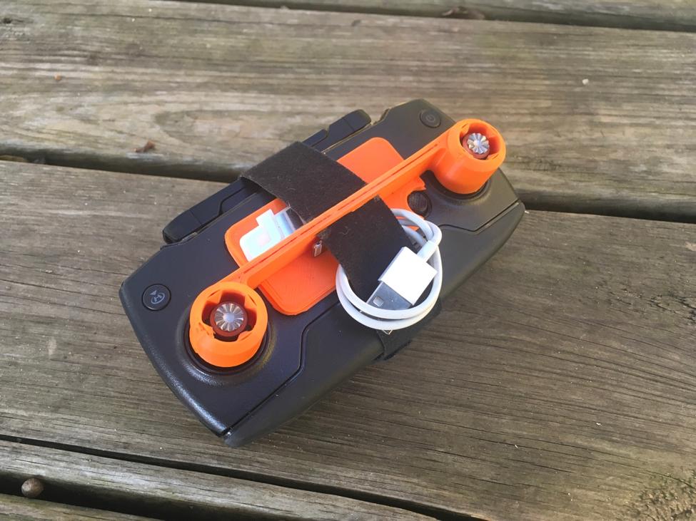 Mavic Pro Stick Protector - DARTdrones Drone Academy